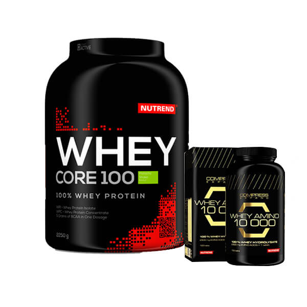 Nutrend Whey Core 100 Protein Tozu İnceleme ve Yorum