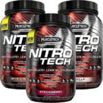 muscletech nitrotech performance series whey protein tozu inceleme ve yorum