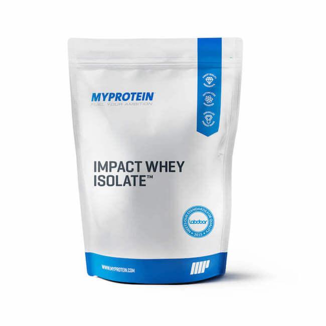 myprotein impact whey protein tozu inceleme ve yorum