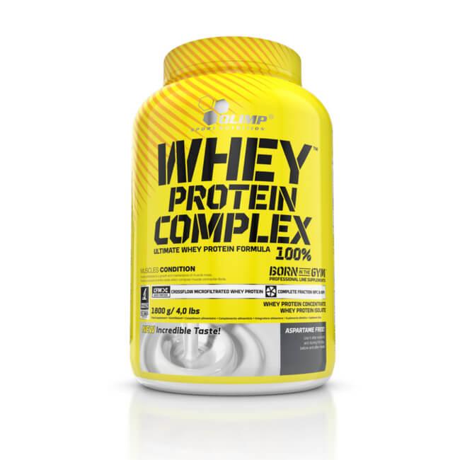 Olimp Whey Protein Complex Protein Tozu İnceleme ve Yorum