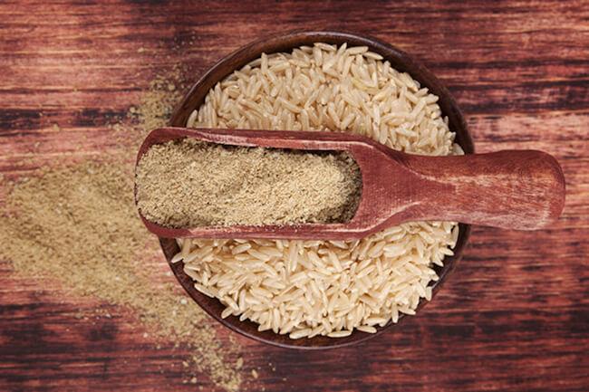 pirinç proteini