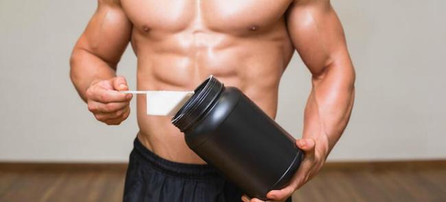 protein tozu zararsız