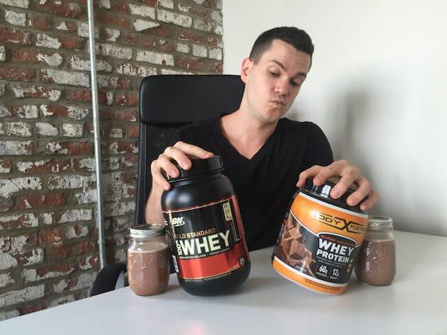 whey protein tozu nedir