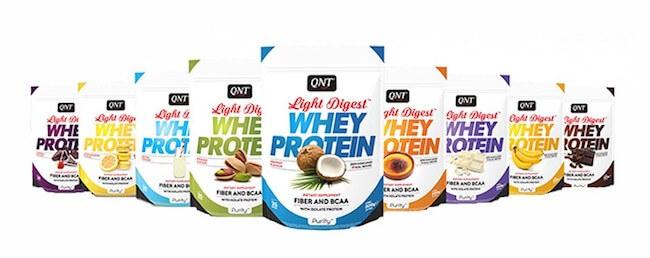 QNT Light Digest Whey Protein Tozu İnceleme ve Yorum