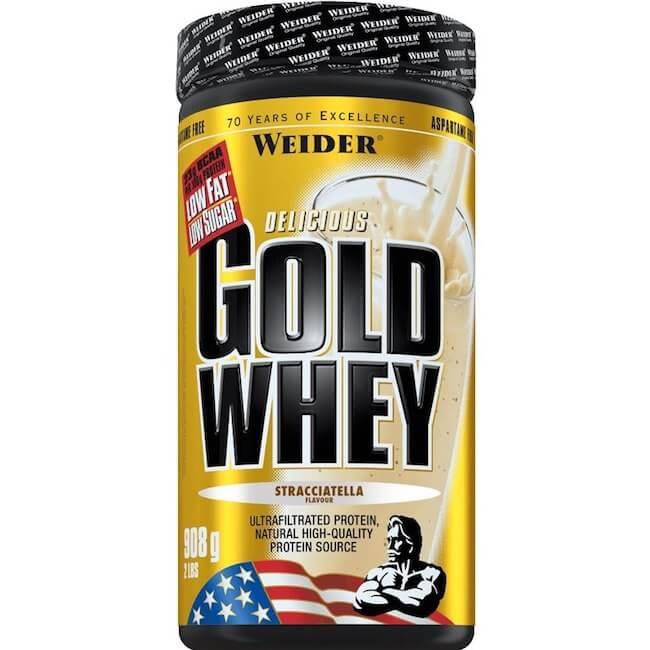 Weider Gold Whey Protein Tozu İnceleme ve Yorum