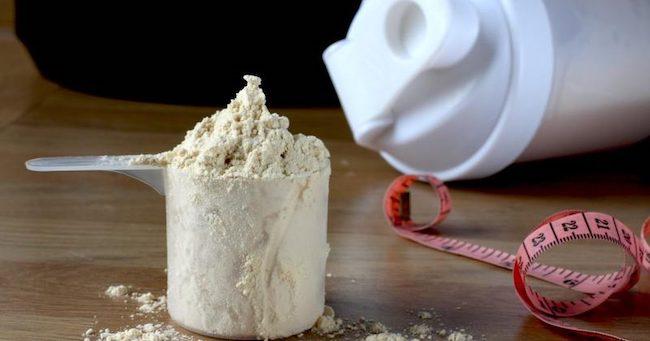 1 ölçek protein tozu kaç gramdır
