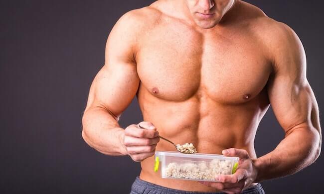 protein tozu olmadan kas yapılır mı