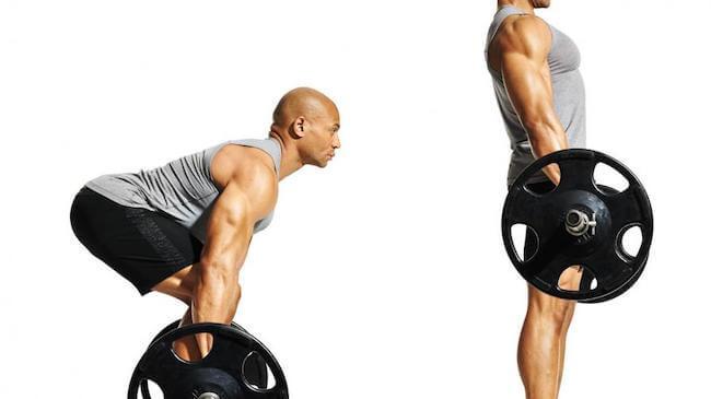 deadlift vücut geliştirme hareketi