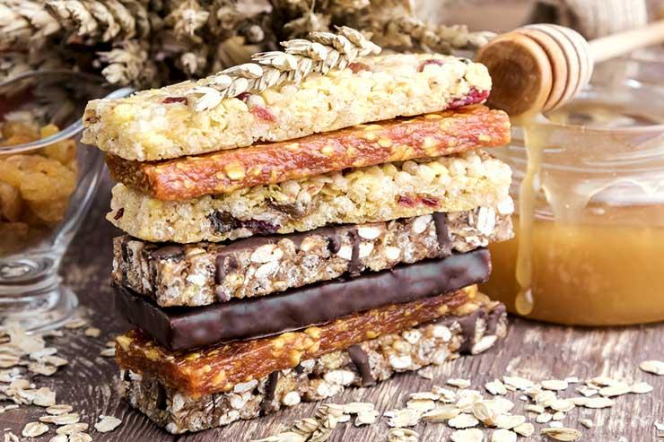En İyi Protein Barları: Lezzetli Seçenekler