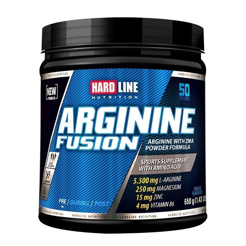 Hardline Arginine Fusion