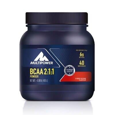 Multipower BCAA Powder