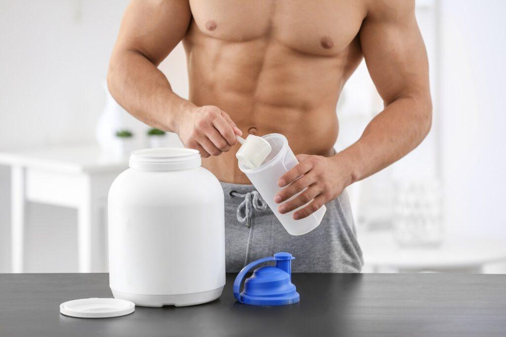 Whey Proteini ile Daha Dolgun Bir Vücuda Kavuşun